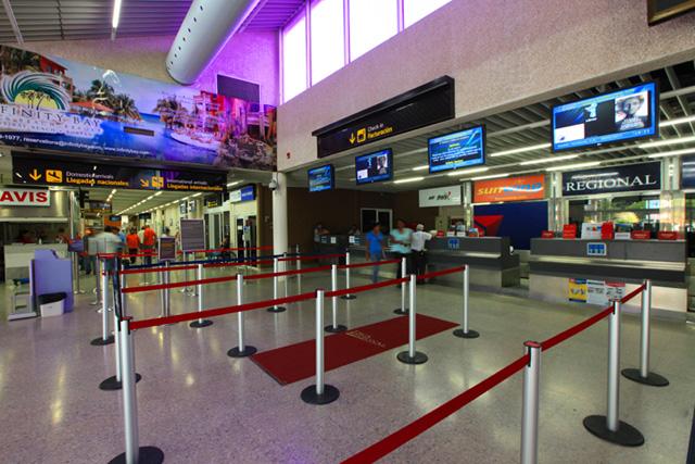 Aeropuerto Juan Manuel Galvez